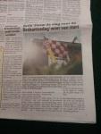Brabantsedag Vlag en Wimpel Taarten Actie
